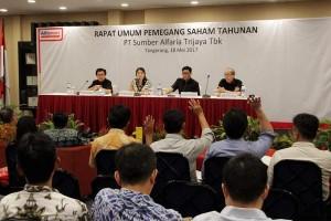 RUPS Alfamart 2017, Perekonomian Nasional Pulih, Alfamart Catat Kinerja Positif Di Tahun 2016