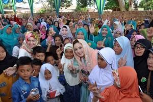 Gerakan Minum Susu Di Pringsewu Lampung