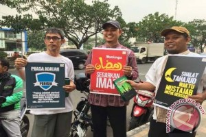 PKS Depok Gelar Flash Mob Sambut Ramadhan