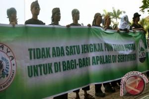 Ada Bagi-Bagi Lahan Hutan di Karawang, LMDH Protes