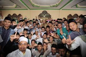 Santri Dan Mahasiswa NU Lampung Garda Terdepan Penjaga Keutuhan NKRI