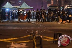 Pelaku Bom Bukan Warga Sukabumi