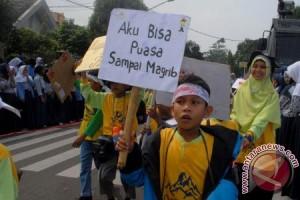Ini Yang Dilakukan Warga  Kota Sukabumi Sambut Ramadhan