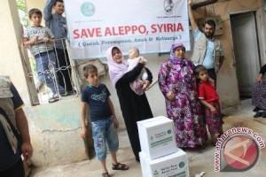 Adara Lakukan Misi Kemanusiaan Masyarakat Suriah Di Turki