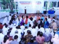 Dr. (HC) Zen Muhammad Al-Hadi ketika memberikan tausiyahnya dalam acara  acara silaturahmi berbuka puasa bersama Mitra, Media dan anak Yatim di Kampus Universitas Pancasila. (Humas UP)
