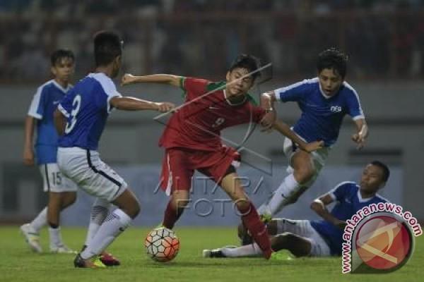 Gol Bagus-Bagas bawa Indonesia bungkam Iran 2-0