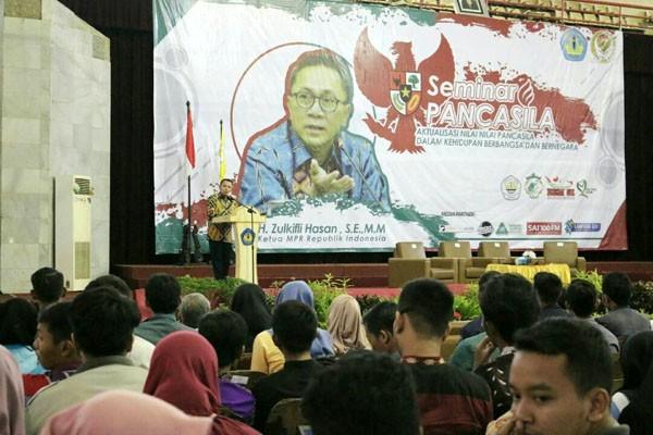 Ridho: Pancasila Merupakan Landasan Ideal Bangsa Indonesia