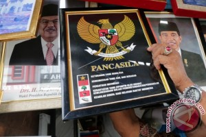 Presiden Joko Widodo Mengajak Komponen Bangsa Menjaga Pancasila