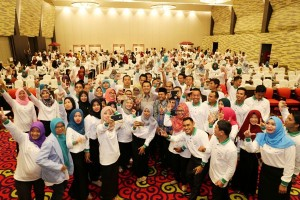 Lampung Menambah Dana Pendamping Program Keluarga Harapan Rp1 Miliar