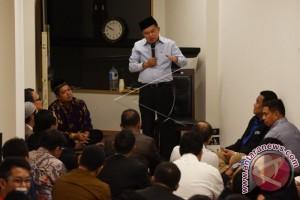 Ini Kata Wapres Jusuf Kalla Saat Salat Tarawih Di Masjid Indonesia Tokyo