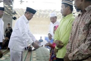 Safari Ramadhan Wakil Gubernur Lampung Di Tulangbawang Barat