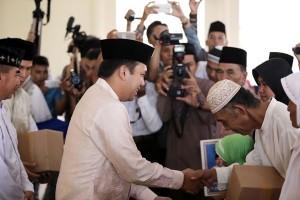 Safari Ramadhan Gubernur Lampung Ridho Ficardo Di Kabupaten Tanggamus
