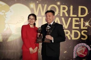 Frasers Hospitality Group  Raih World Travel Award