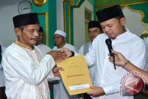 Bima Arya: Masjid Tempat Membangun Peradaban
