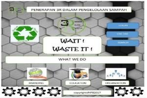 WaIt! Pengelolaan Sampah Di Bogor Berbasis Aplikasi Web