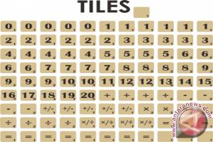 Mahasiswa IPB Ciptakan Game Scrabble Matematika