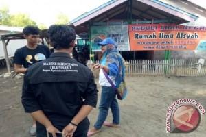 Mahasiswa Ajak Anak Bermain dan Bikin Produk dari Mangrove