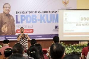 LPDB-KUMKM Menggelar Bimbingan Dan Pendampingan Mitra UKM