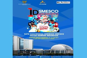 SMESCO Menggelar Perayaan Satu Dasawarsa Untuk KUMKM