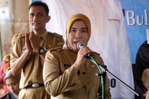 Pemprov Lampung Menggelar Pasar Murah Ramadhan Di Natar