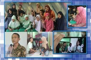 Mahasiswa IPB Kenalkan Gamelan Degung Bagi Siswa Tuna Netra