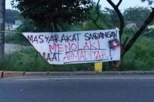 Jamaah Ahmadiyah Meminta Perlindungan Polisi Rayakan Lebaran
