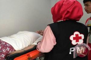 PMI Sukabumi Evakuasi Korban Tabrak Lari