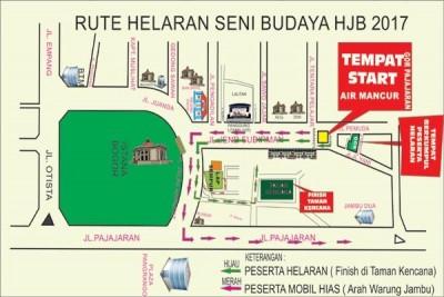 Sosialisasi Helaran Kota Bogor