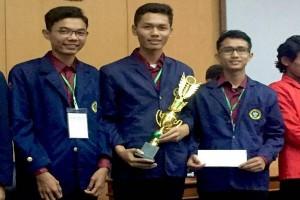 Gagas Bioenergi Dari Mikroalga, Mahasiswa IPB Raih Juara Lomba Karya Tulis Mahasiswa Nasional
