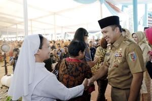 Ridho Ficardo Apresiasi Kekompakan Bupati-Wali Kota Membangun Lampung