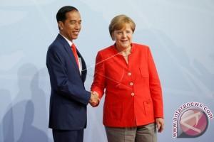 Presiden Joko Widodo Mengakhiri Kunjungan Kerja Di Jerman
