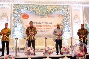 Convention Hall Lengkapi Kota Terpadu Summarecon Bekasi
