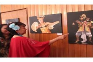 Ada Pameran Foto Dan Topeng Indonesia Di Hongaria
