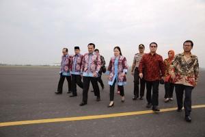 Ridho Ficardo Mengajak Peserta Harganas Menikmati Keindahan Alam Provinsi Lampung