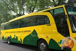 Bus Kuning UI Permudah Aktivitas Mahasiswa