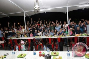 Reuni 'Langka' Digelar Alumni SMA 43 Jakarta