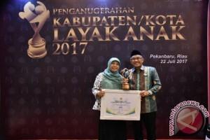 Depok Kembali Raih Penghargaan Kota Layak Anak
