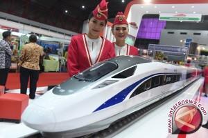 Presiden Bahas Dua Proyek Kereta Cepat