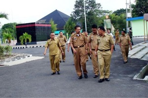Asrama Haji Lampung Siap Menjadi Embarkasi Haji Penuh 2018