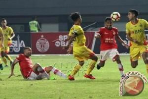Persija Menang 1-0 Atas Bhayangkara Berkat Bruno