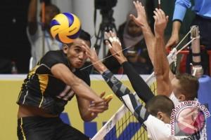 Tim Voli Indonesia Kalah 0-3 Dari Tim Jepang