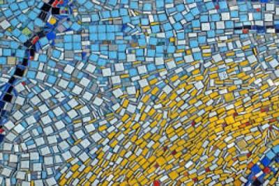 Mosaik Langka Berusia 1.500 Tahun Ditemukan Di Yerusalem