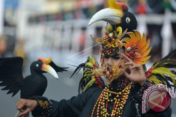 Presiden Akan Saksikan Jember Fashion Carnaval (Video)