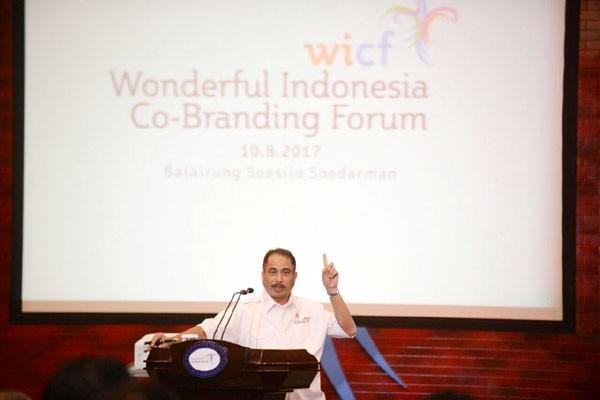 Wonderful Indonesia Co-Branding Forum