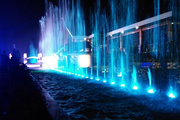 Purwakarta Menambah Koleksi Air Mancur