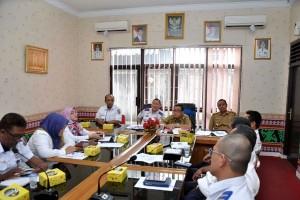 Gubernur Lampung Membentuk Tim Percepatan Pembangunan Fasilitas Perkeretaapian