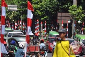 Festival Merah Putih Kota Bogor Rajut Kebersamaan