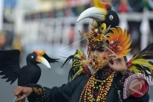 Jember Fashion Carnaval Meramaikan Karnaval Kemerdekaan Bandung