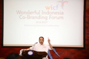 Wonderful Indonesia Co-Branding Forum