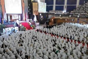 Mahasiswa Baru Angkatan 54 IPB Cikal Bakal Ksatria Khatulistiwa